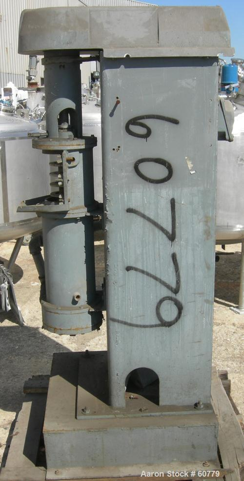 Used- Morehouse-Cowles Sand Mill, Model 7-201