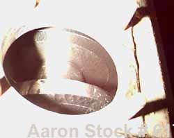"USED: Netzsch mill, type size 25. 316 stainless steel construction (VA1.4571). Barrel 10"" diameter x 26"" long, working capac..."