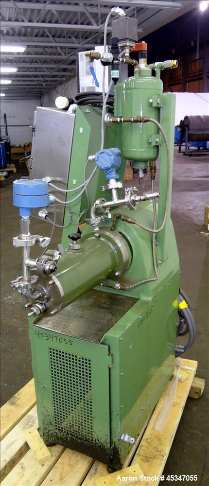 Used- Netzch Mill, Model LME4
