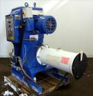 Used- Netzsch Horizontal Media Mill, Model LMC60(X), Carbon Steel Jacketed Chamber, Porcelain Lined. Capacity 49.5 liters. C...