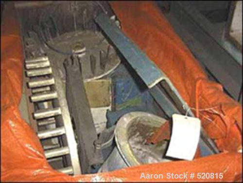 USED: Model ACM60 Hosokawa Mikropul Pulverizer, stainless steel construction. 60 hp main drive, classifier. Year 1979.