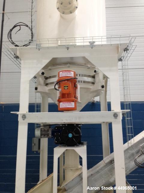 Used-IPEC Rotormill Pulverizing Machine, Model 3000