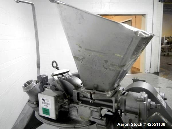 Used- Stainless Steel Mikro 1SH pulverizer