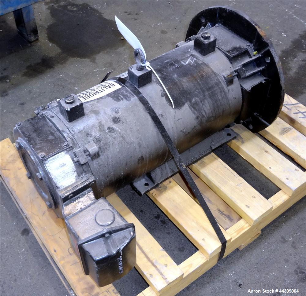Used- Hosakawa Mikropul Koln ACM 30 with PowerTec DC Motor