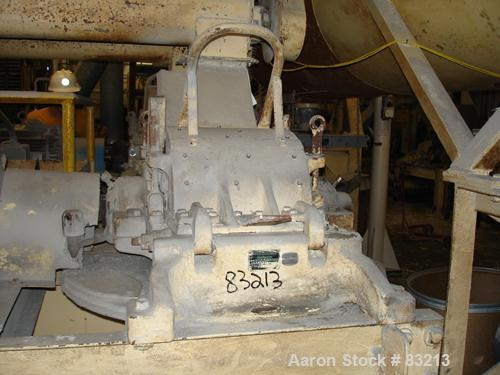 Used- Carbon Steel Mikro Pulverizer, Model 38CB
