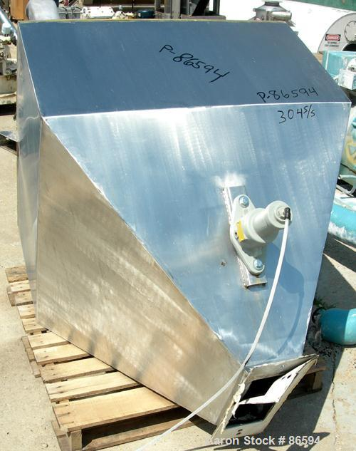 Used: Stainless Steel Mikro Pulverizer