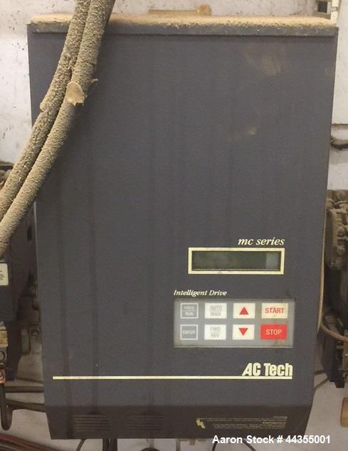 Used- Stainless Steel Sturtevant Powderizer Model NSP-3