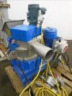 Used- Hosokawa Micron Powder Systems ACM Air Classifying Mill, Model 10 ACM, 304 Stainless Steel. Approximate 11