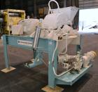 Used- Micron Powder Systems Mikro Pulverizer Hammer Mill, Model 4SCB, Carbon Steel. 20