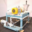 Used- Mikro Pulverizer Hammer Mill, Model 4TH, Carbon Steel. 20