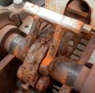 Used- Mikro Pulverizer Hammer Mill, model 1SH, carbon steel. Approximate 8