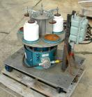 USED: Sweco vibro energy grinding mill, model M18. Unit can accept (5) 5