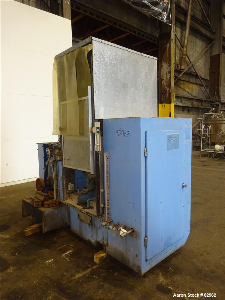 Used: Farrel Banbury Mixer, model OOC