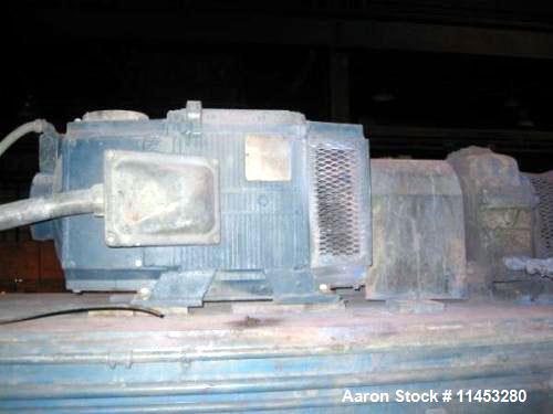 Used- Farrel Continuous Mixer/Extruder, Model CP45.