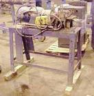 Used: Batch mixer/compounder