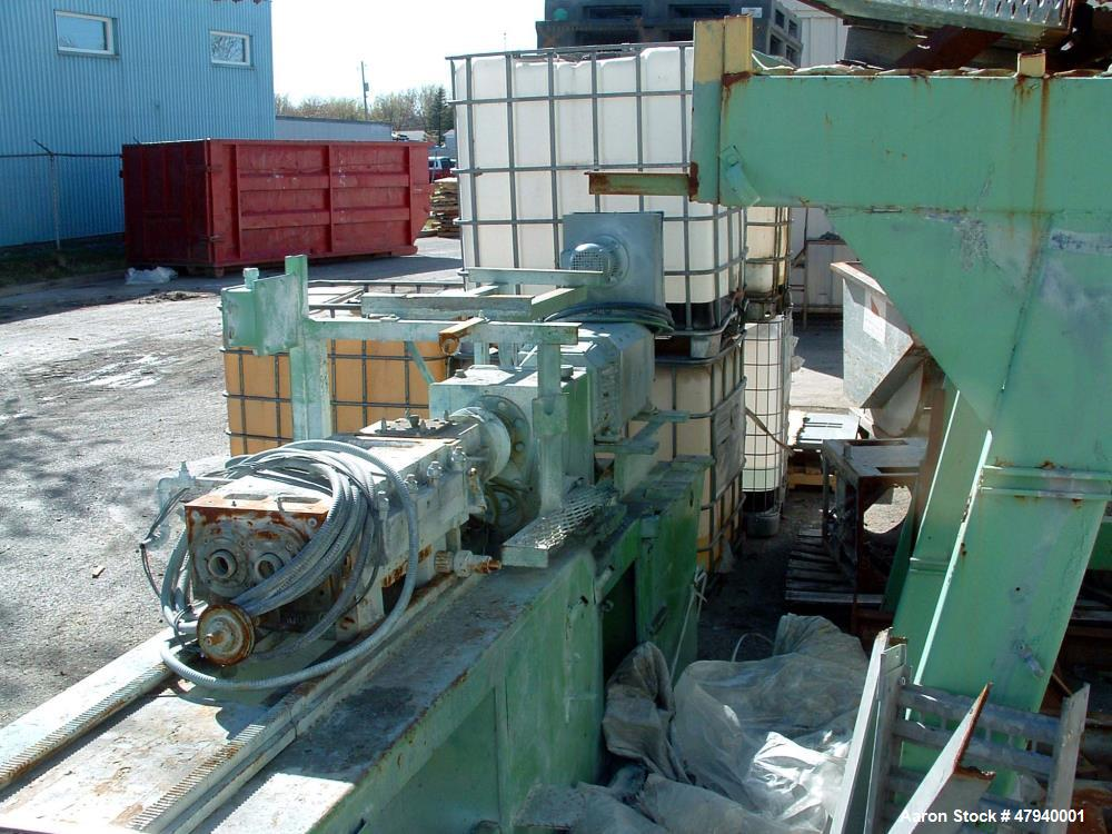 Used- Farell Continuous Mixer, Model 4FCM