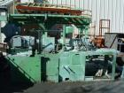 Used- Farell Continuous Mixer, Model 4FCM. 100 hp DC Motor 440 Volt. 100 to 500 rpm rating. 300 to 750 kg/h. 3 inch x 7 3/4 ...
