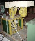 USED: Schugi mixer, type Flexomix 250. Carbon steel construction, rubber lined on product contact parts. (1) 5.9