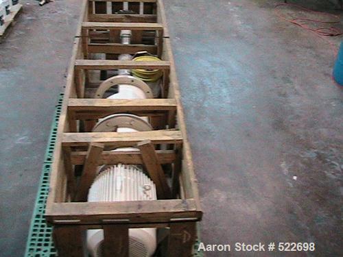 """Unused-UNUSED: Ross ME130 disp disc type high speed disperser, stainlesssteel. 30 hp high speed. 4"""" diameter shaft x 66"""" lon..."""