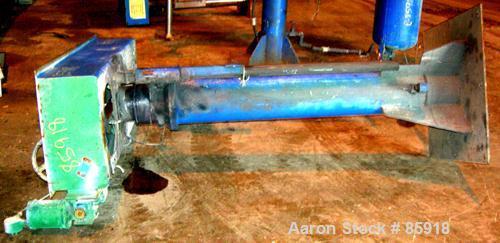 Used: Hockmeyer Disperser, model HV25