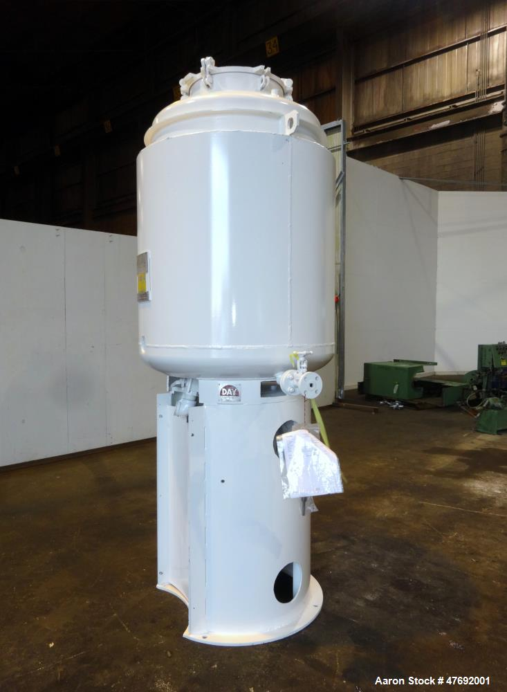 Used- J.H. Day Daymax Mixer, Model 200, Carbon Steel.