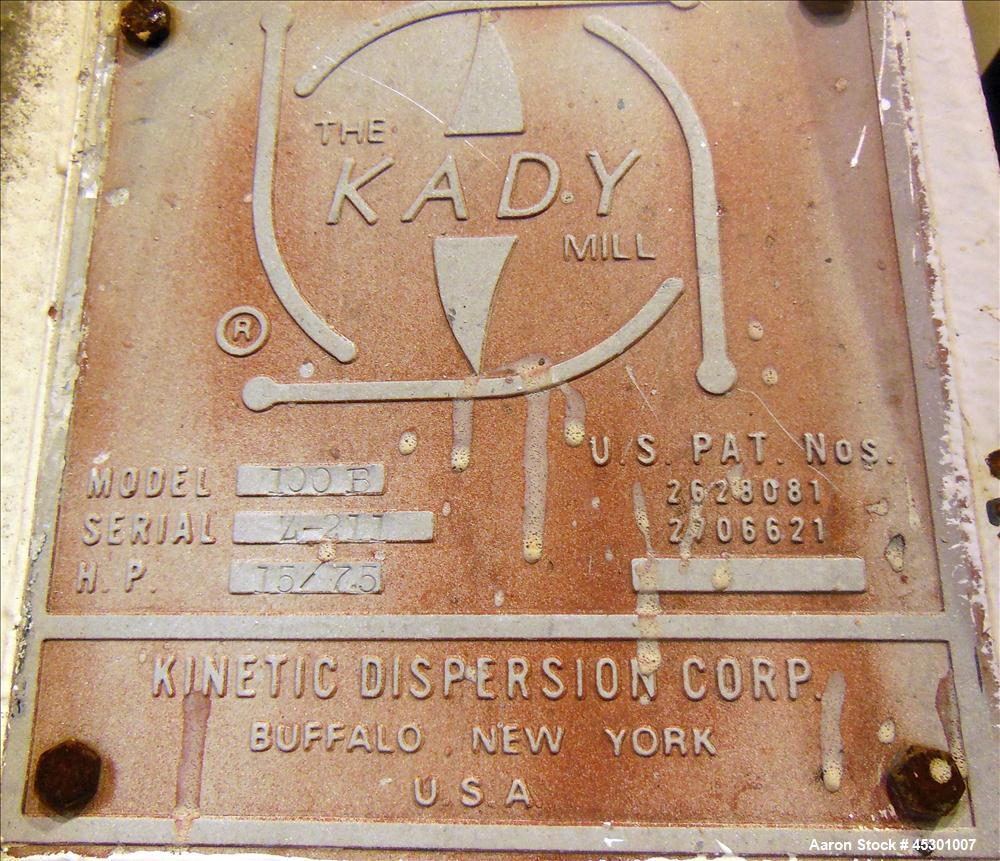 Used- Kady Mill, Model 100B