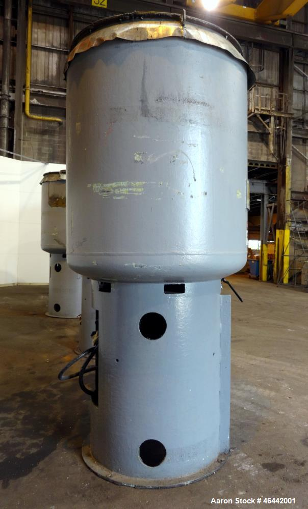 Used- J.H. Day Daymax Disperser, 550 Gallon Working Capacity
