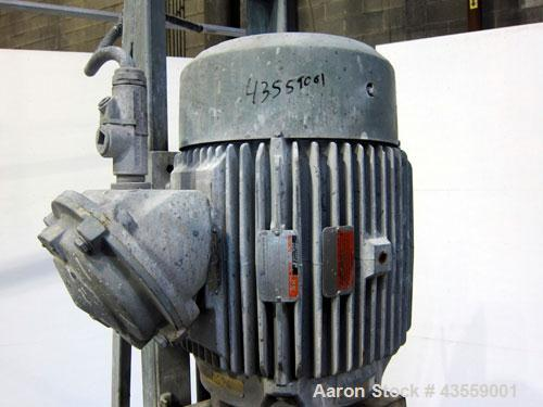Used- Myers Engineering Tank Mounted Disperser, Model 600/775A-25