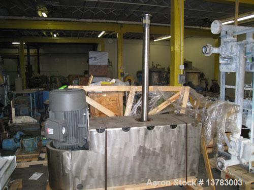 Used-Unused-Schold Disperser, speed 500-2000. Model and serial number 7786 99. New in 1999. Size 40 hp. 230/460 volt, 3PH, 6...