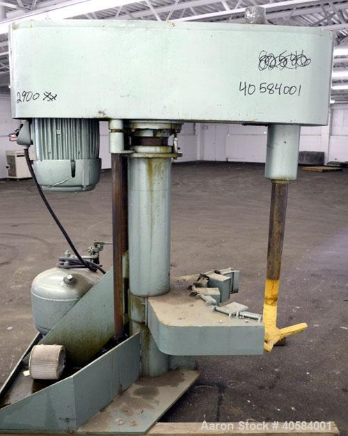 Used- Schold Dissolver