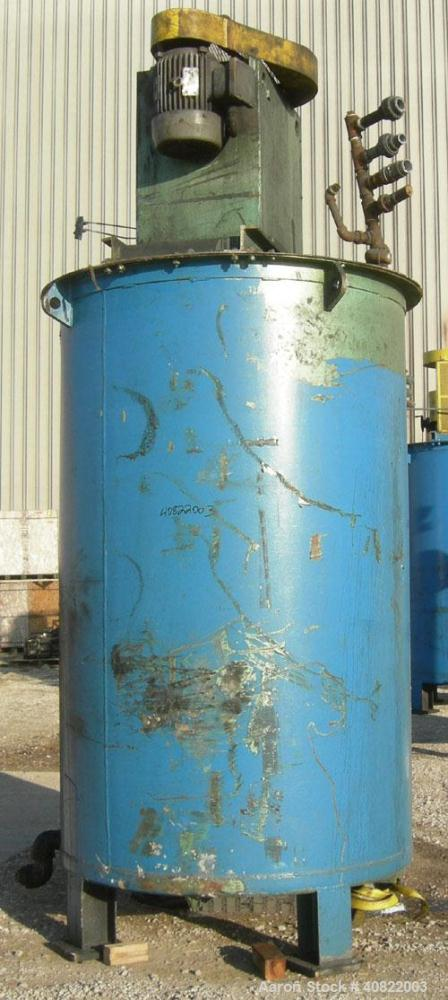 Used- Schold Tank Mount Disperser