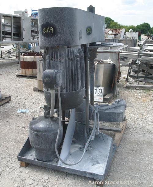 Used: Schold dissolver
