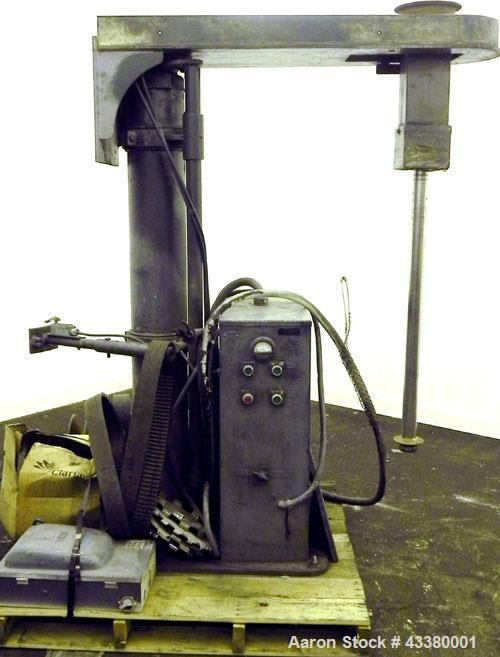 "Used- Shar Disperser, Model D300N. (1) 2-1/4"" Diameter x 41"" long 304 stainless steel shaft. Will center in a container up t..."