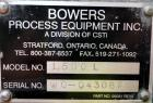 Used- Bowers Disperser. 2-1/2