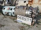 USED: Daymax mixer, model 100, 304 stainless steel. 100 gallon total capacity, 80 working. 30