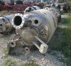 USED: Daymax mixer, model 250, 304 stainless steel. 330 gallon total capacity, 250 working. 42