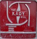 Used- Kady Mill, Model 4A-C, 304 Stainless Steel. 250 gallon operating volume. 42