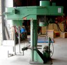 USED: Myers dual shaft disperser, model 550E. (2) 2