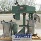 Used- Myers dual shaft mixer, model V550A-5-7.5. (2) 2