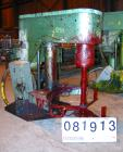 USED: Schold Co-Axial Single Motor Variable Speed Disperser, model 50. (1) 3-3/4