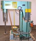 Used- Schold Variable High Speed Disperser, Model VHS 400. Approximately 2-3/16'' diameter x 38
