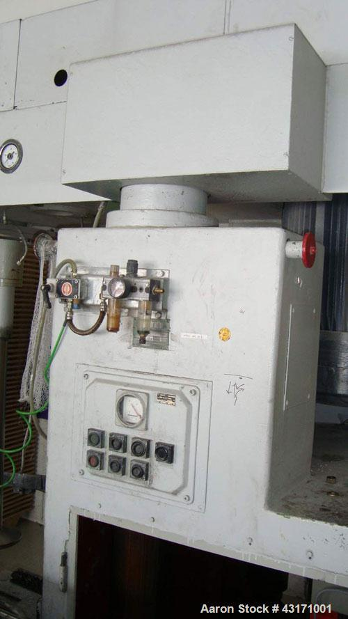 Used-Vollrath Dissolver, Type VDDX80.Material of construction is stainless steel on product contact parts.Dissolver is belt ...