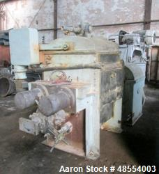 Used- AMK Mixtruder, Approximately 120 Gallon (450 Liters), Carbon Steel.