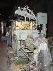 USED: AMK mixer/extruder, model VIU-250L, 66 gallon working capacity. Carbon steel. Jacketed bowl 30