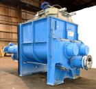 Used- Aoustin Mixer Extruder, Model MXE 4000, 4000 Liter (1056 Gallon) Working C