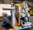 Used- Stainless Steel J.H. Day Mixer Extruder, 100 Gallon Working Capacity