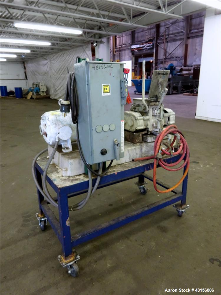 Used- Baker Perkins Double Arm Mixer, Approximate 54 Gallon Working Capacity, 30