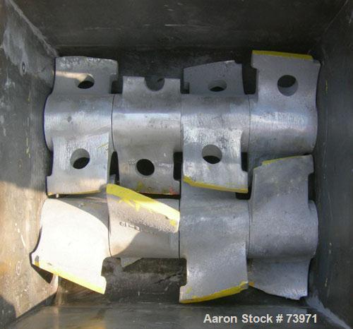 Used: Bramley Beken double arm mixer, model size 15
