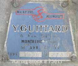 Used: Guittard double arm mixer, model M58
