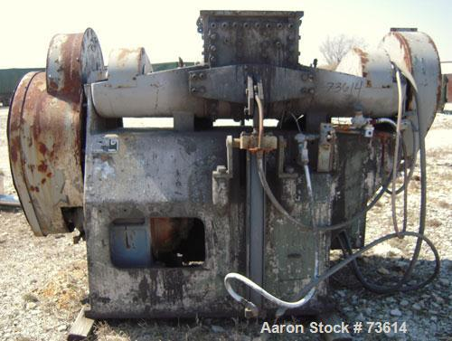 Used- Carbon Steel J.H. Day Double Arm Mixer